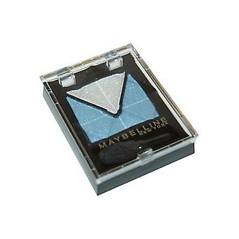 Maybelline Eyestudio Eyeshadow Duo Azur argento #410