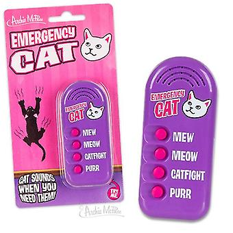 Character Goods - Archie McPhee - Button - Emergency Cat 12743