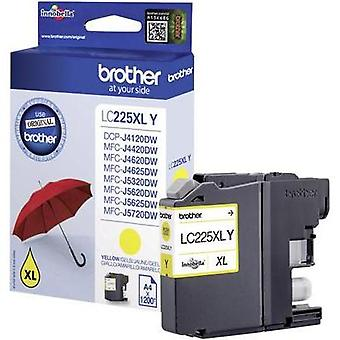 Brother Ink LC-225XLY opprinnelige gule LC225XLY