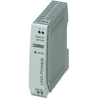 Phoenix Contact 2902991 DIN Rail Power Supply , 1-Phase