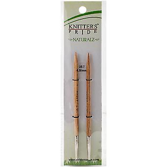 Naturalz Interchangeable Needles-Size 7/4.5mm KP230306