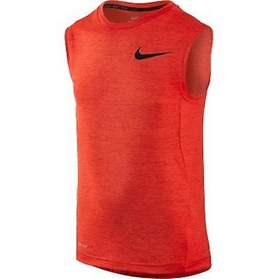 Nike summer training Sleeveless Top DRI-fit boys 724414-696