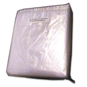 Clear Poly Weight Out Bag 10x15
