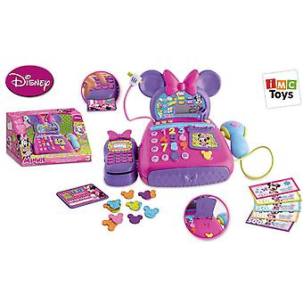 IMC Toys Minnie Electronic Cash Register (Giocattoli , Casa E Professioni , Mestieri)