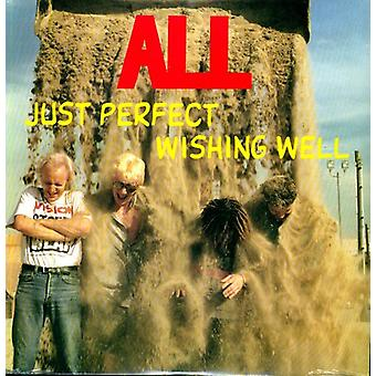 All - Just Perfect [Vinyl] USA import