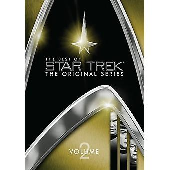 Star Trek - Star Trek: Vol. 2-Best of Star Trek oryginalne Serie [DVD] USA import