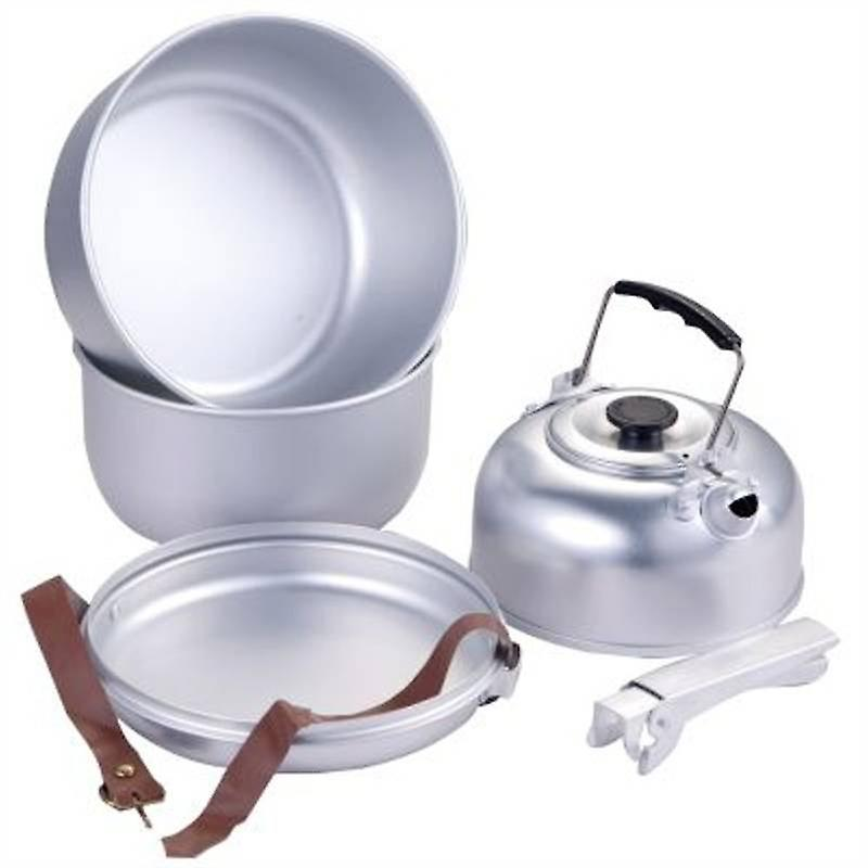 Light Weight 5pc Cookware Set