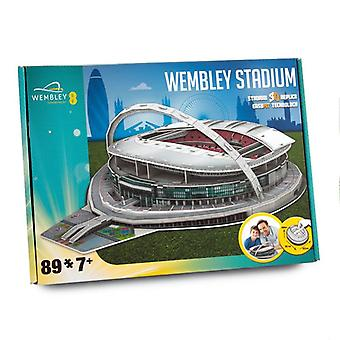 Paul Lamond Wembley repliki Puzzle 3D Stadion 7-18 lat