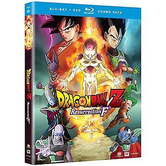 Dragon Ball z: Importazione di risurrezione F [Blu-ray] Stati Uniti