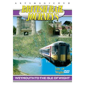 British Rail Journeys: Weymouth to the I [DVD] USA import
