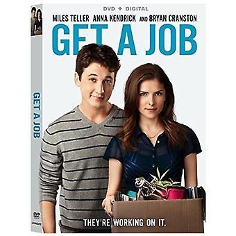 Get a Job [DVD] USA import