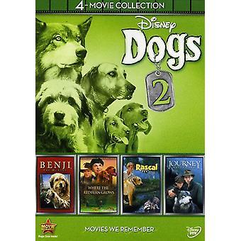 Importer des chiens 2 [DVD] é.-u.