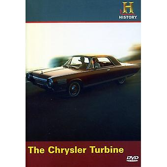 Chrysler Turbine [DVD] USA import