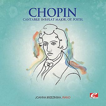 F. Chopin - Chopin: Cantabile in B-Flat Major, Op. 57 [CD] USA import