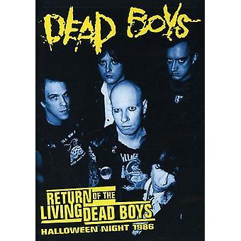 Dead Boys - Return of the Living Dead Boys: Halloween Night 19 [DVD] USA import