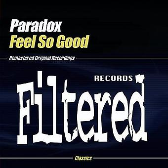 Paradox - Feel So Good [CD] USA import