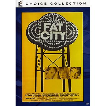 Import USA Fat City [DVD]