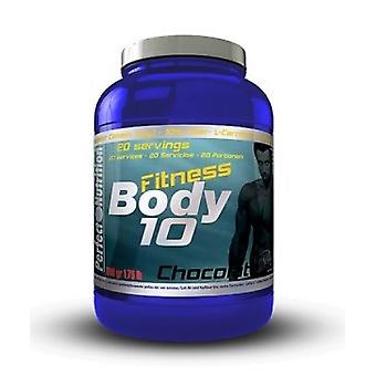 Perfect Nutrition 10 Chocolate Body Fitness (Sport , Proteine und Kohlenhydrate)