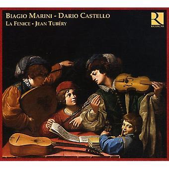 Marini & Castello - Biagio Marini - Dario Castello [CD] USA importerer