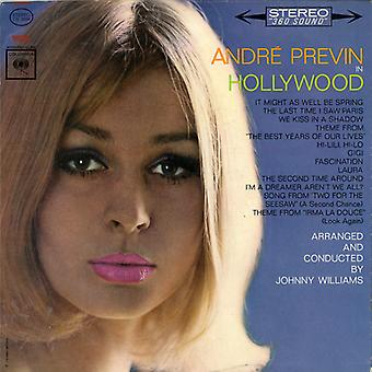 Andre Previn - Andre Previn in Hollywood [CD] USA import