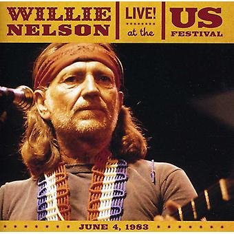 Willie Nelson - Live bei uns Festival 1983 [CD] USA import