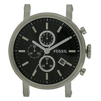 Fossiele Stainless Steel Chronograph Mens Watch Case C221003