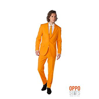 Orange suit Opposuit orange Orange slimline Premium 3-piece EU SIZES