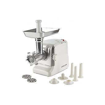 Andrew James Premium Meat Grinder With 3 Cutting Plates & 3 Sausages Adaptors
