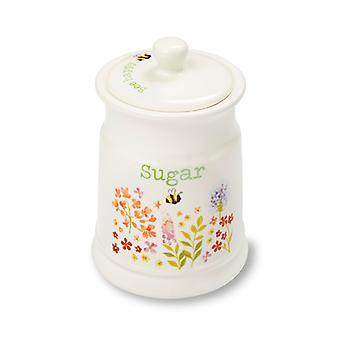 Cooksmart-Biene glücklich Keramik Zucker Kanister
