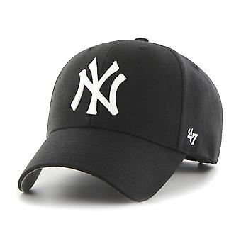 47 fire relaxed fit Cap - MVP New York Yankees black