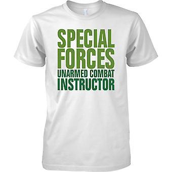 Special Forces ongewapende bestrijden instructeur - Mens T Shirt