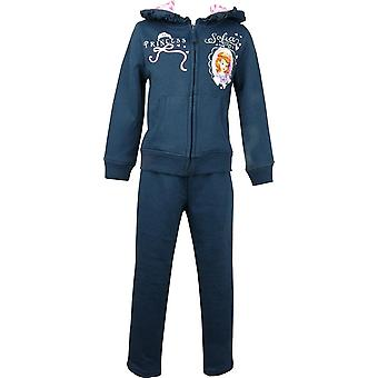 Girls Disney Sofia The First Jogging Suit / Tracksuit