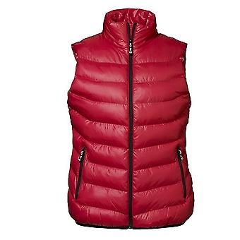 ID Womens/Ladies Quilted Regular Fitting Vest / Bodywarmer