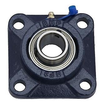 SF1.1/2 RHP SELF LUBE CAST IRON FOUR BOLT SQUARE FLANGE BEARING UNIT SF