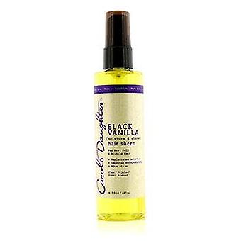 Carol's Daughter Black Vanilla Moisture & Shin Hair Sheen (For Dry Dull & Brittle Hair) - 127ml/4.3oz