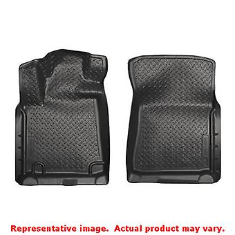 Husky Liners 35571 Black Classic Style Front Floor Line FITS:TOYOTA 2010 - 2014