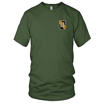 US 5th Special Forces Gp Captain Beret Flash - Green Beret - Vietnam War Embroidered Patch - Kids T Shirt