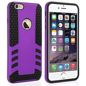iPhone 6 Plus grænsen Combo sag - lilla