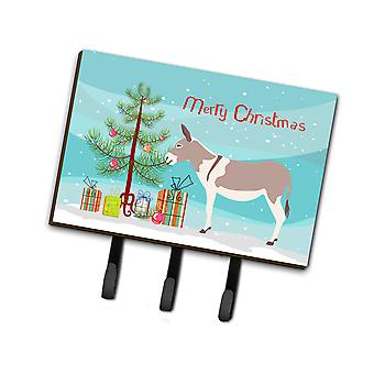Australian Teamster Donkey Christmas Leash or Key Holder