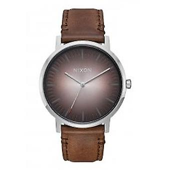 Nixon The Porter Leather Ombre / Taupe (A1058-2594)
