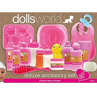 Dolls World Deluxe Accessory Set