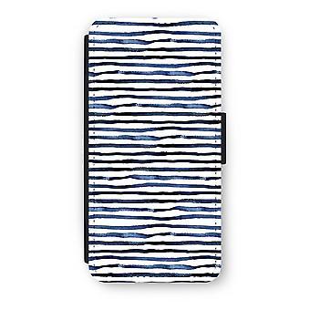 iPhone 8 Flip Case - Surprising lines