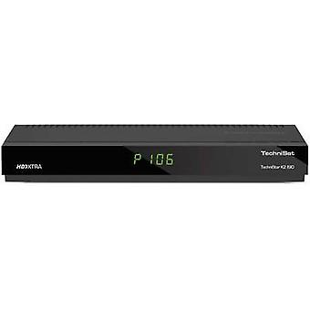 HD Cable receiver TechniSat Technistar K2 ISO Suitable for camping, Recording