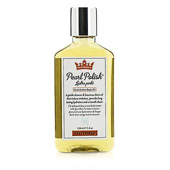 Anthony Shaveworks Pearl Polnisch Dual Action Körperöl 156ml / 5.3 oz