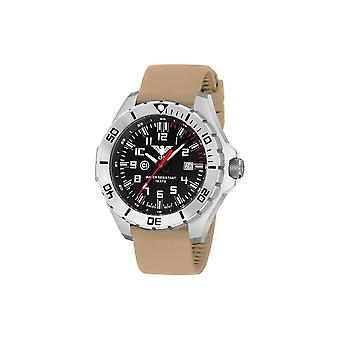KHS watches mens watch steel KHS country leader. LANS. ST