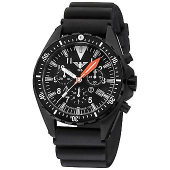 KHS MissionTimer 3 mens watch watches field chronograph KHS. MTAFC. DB