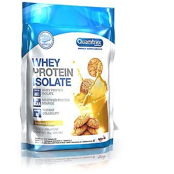 Quamtrax Nutrition Direct Whey Isolate Cookies&Cream 2 Kg
