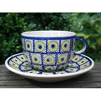 Cup Saucer tradition 100 BSN 62431 for tea and coffee