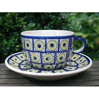 Tasse Untertasse -Tradition 100- BSN 62431 für Tee und Kaffee