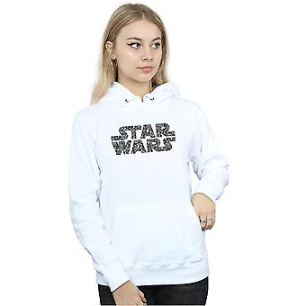 Star Wars Women's Paisley Logo Hoodie